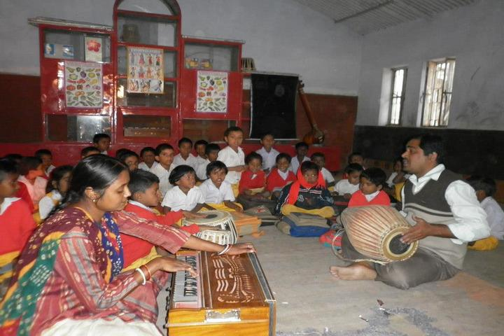 Anandalaya Public School-Music Room
