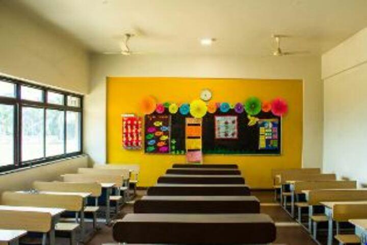 Angels High School-Classroom
