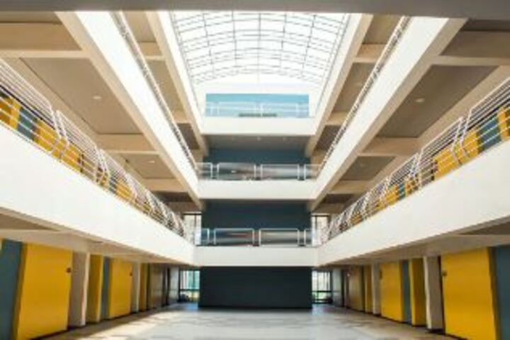 Angels High School-Inside View