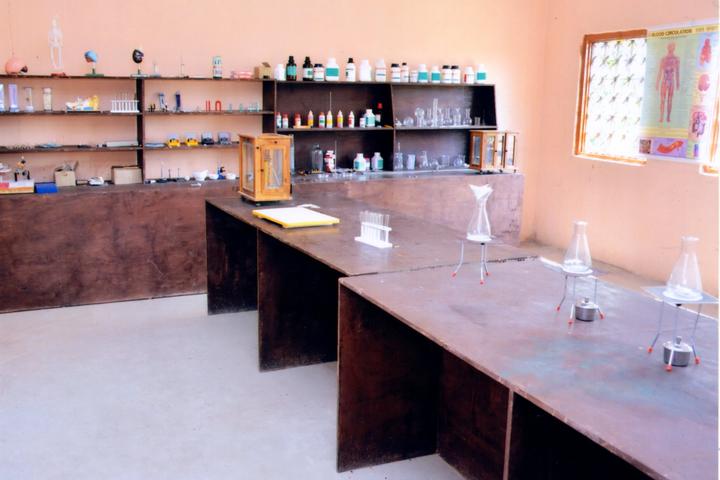 Appreciable Public School-Lab