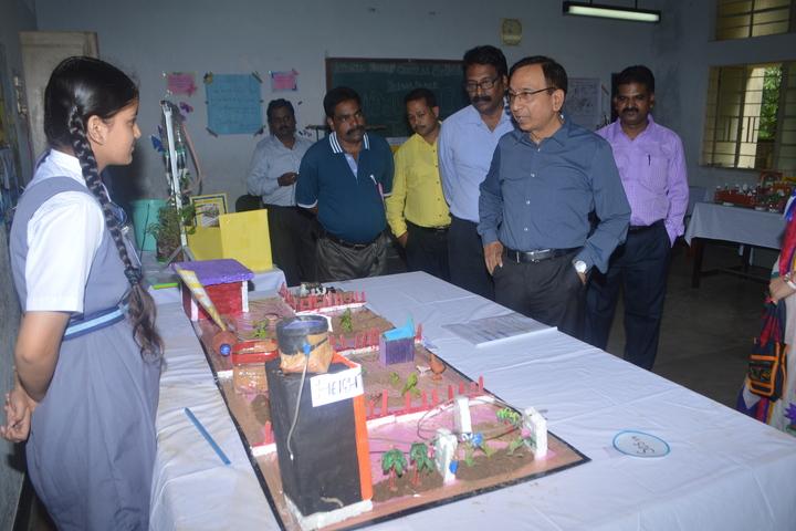 Atomic Energy Central School-Exhibition