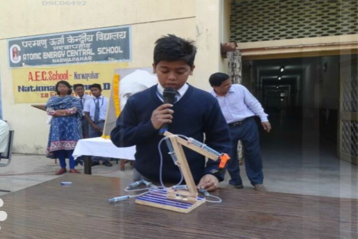 Atomic Energy Central School-Science Day