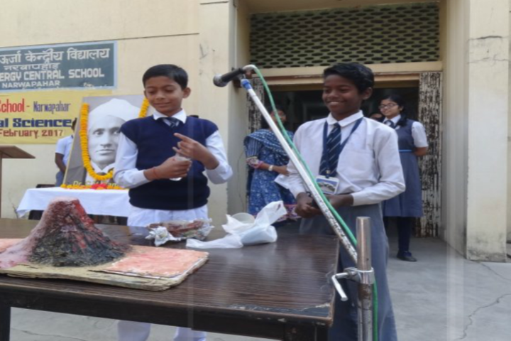 Atomic Energy Central School-Science Day1