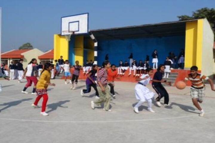 Atomic Energy Central School-Basket Ball Court