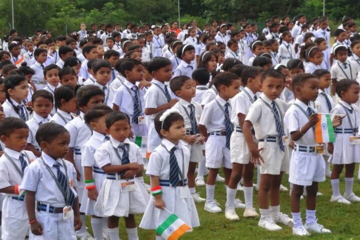 Atomic Energy Central School-Independence Day
