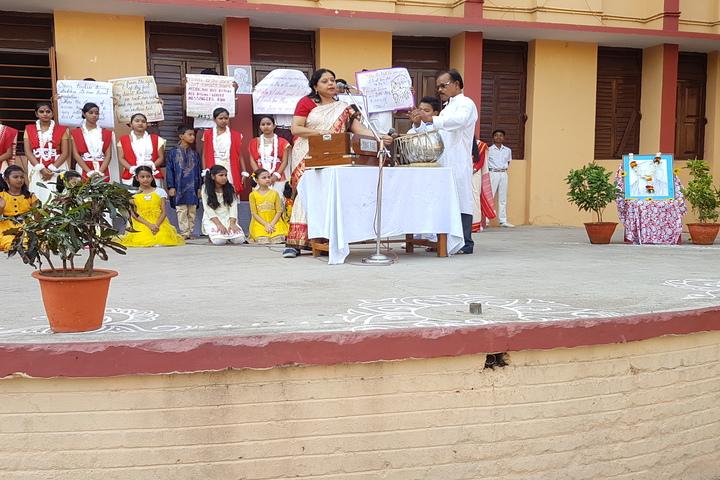 B S S Pranav Children World-Music