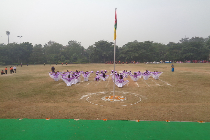 B S S Pranav Children World-Play Ground