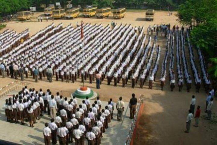Badri Narayan Shah Dav Public School-Assembly