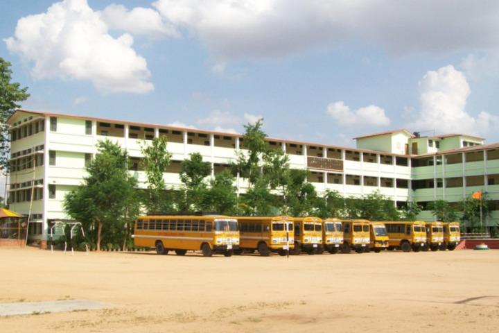 Badri Narayan Shah Dav Public School-Building