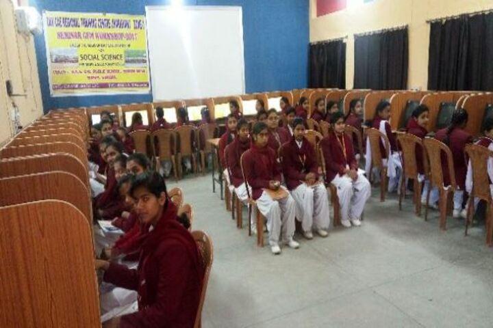 Badri Narayan Shah Dav Public School-Computer Lab