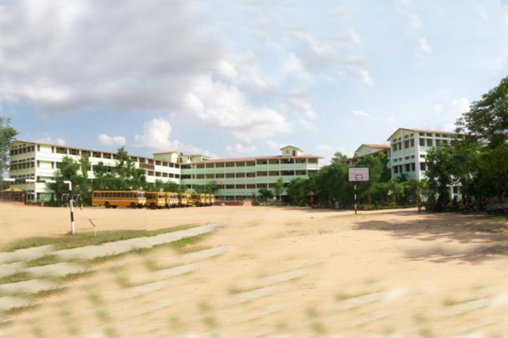 Badri Narayan Shah Dav Public School-Play Ground