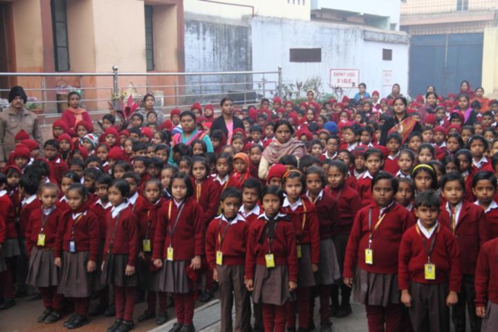 Badri Narayan Shah Dav Public School-Students