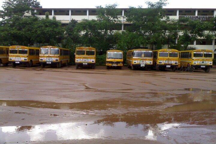 Badri Narayan Shah Dav Public School-Transport