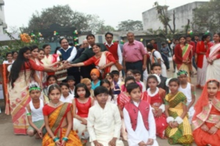 Balkia Vidya Mandir-Achievement