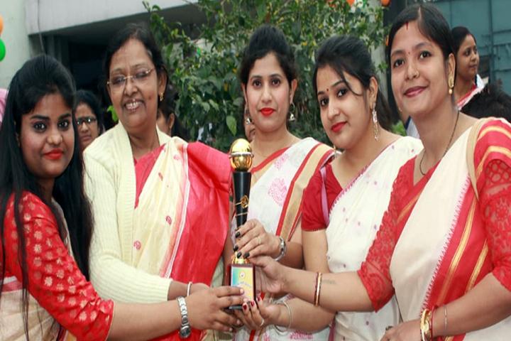 Balika Vidya Mandir-Prize