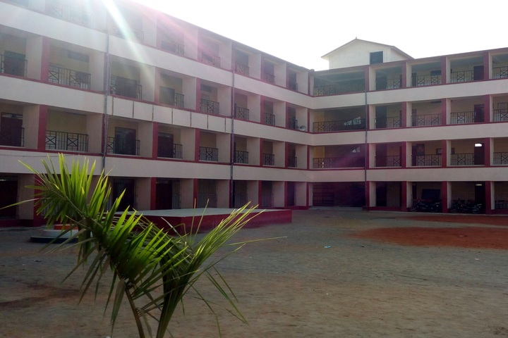 Banshidhar Parasnath DAV Public School-Campus View
