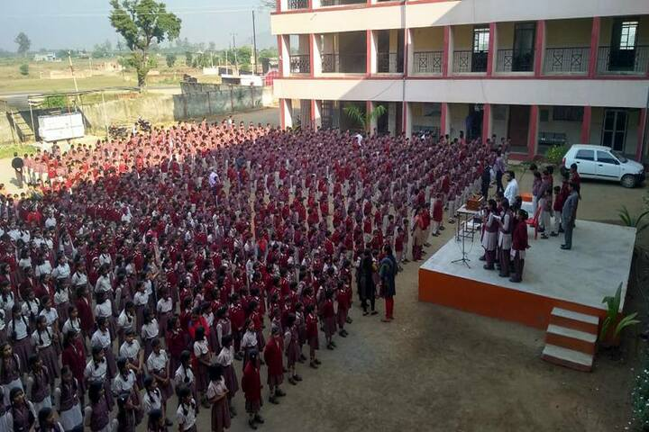 Banshidhar Parasnath DAV Public School-Prayer View
