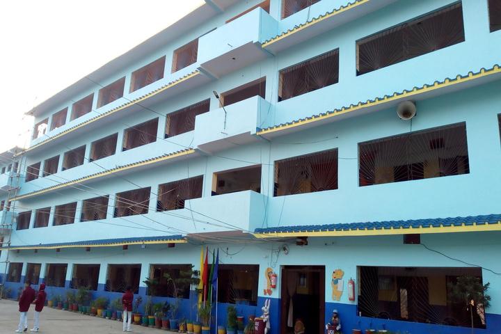 Bethel Mission School-Campus View