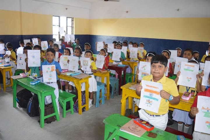 Bethel Mission School-Classroom