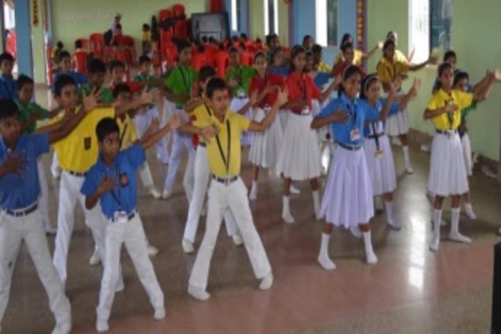 Bethel Mission School-Dance Room