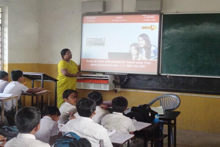 Bharat Singh Public School-Classroom