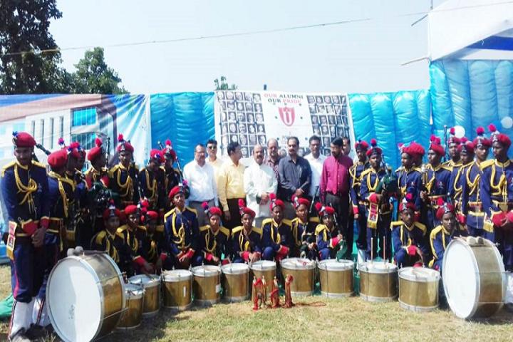 Birsa Munda DAV Residential Public School-Band