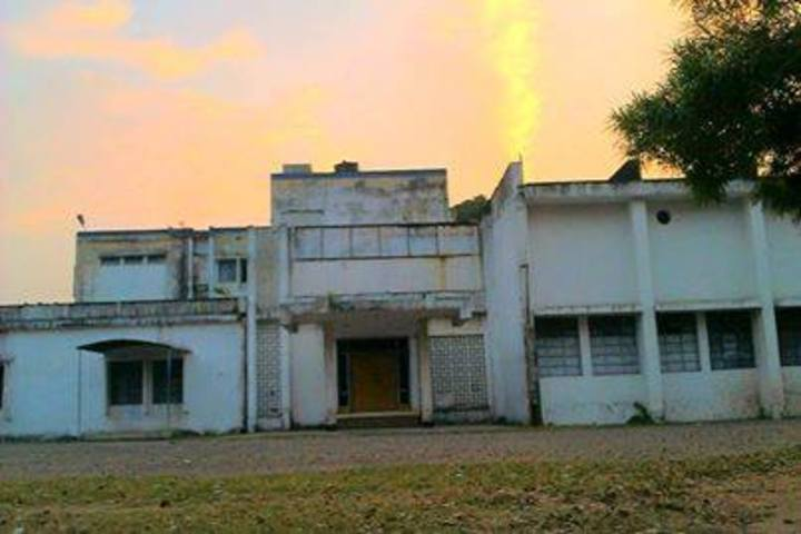 Bokaro Ispat Senior Secondary School-Building