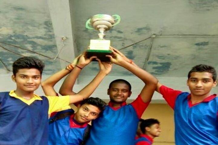 Bokaro Ispat Vidyalaya-Award