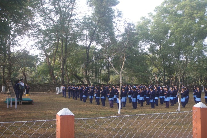 Vivekanand Kendra Vidyalaya-Assembly