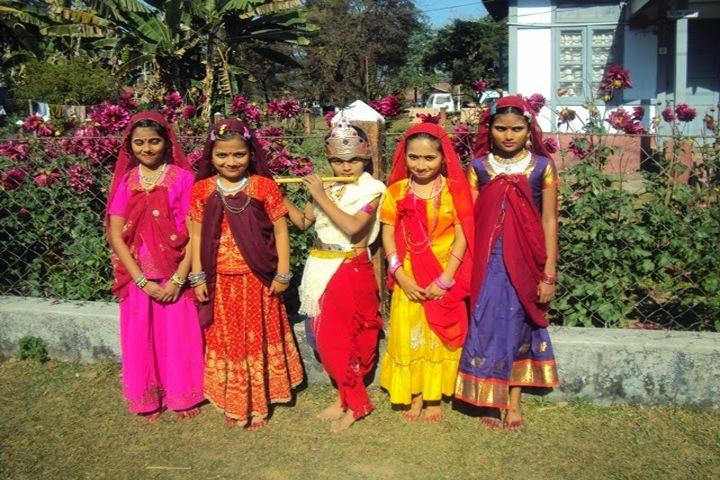 Vivekanand Kendra Vidyalaya-Fancy Dress