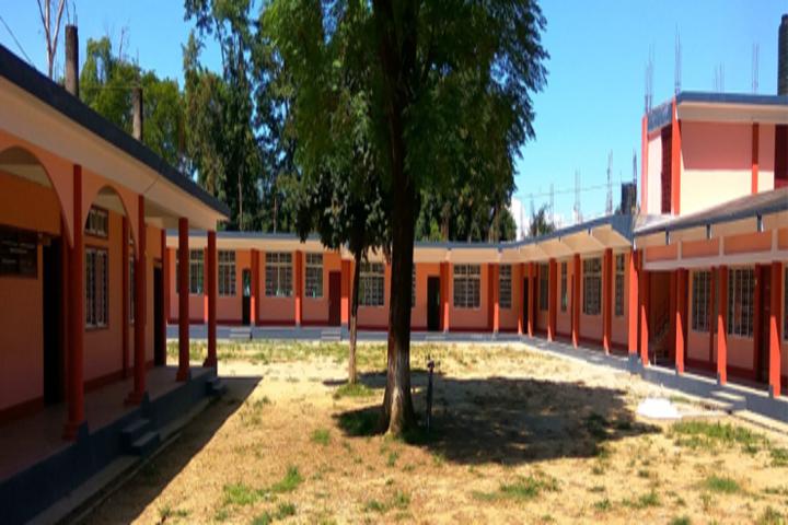 Vivekanand Kendra Vidyalaya-School Building