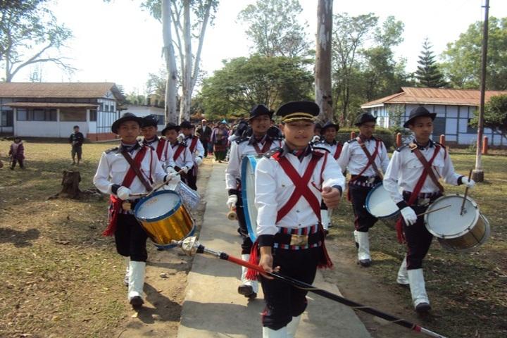 Vivekanand Kendra Vidyalaya-Sports day