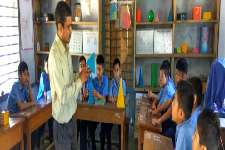 Vivekananda Kendra Vidyalaya-Maths Lab