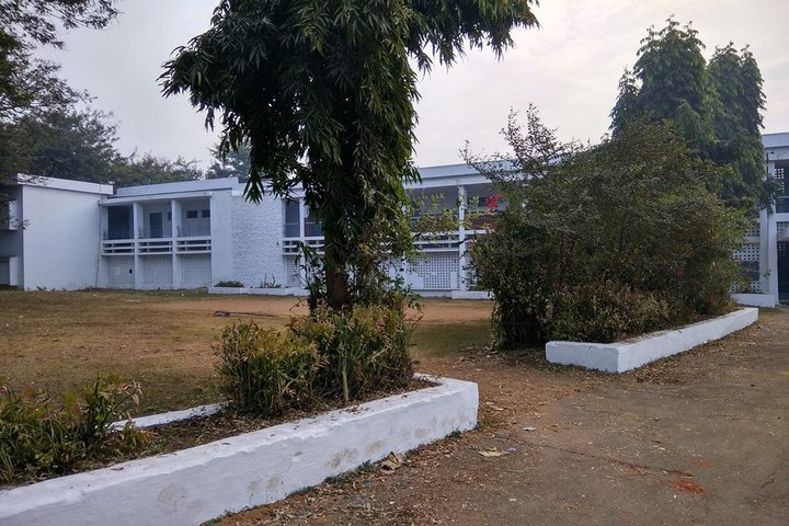 Bokaro Ispat Vidyalaya-Hostel Building