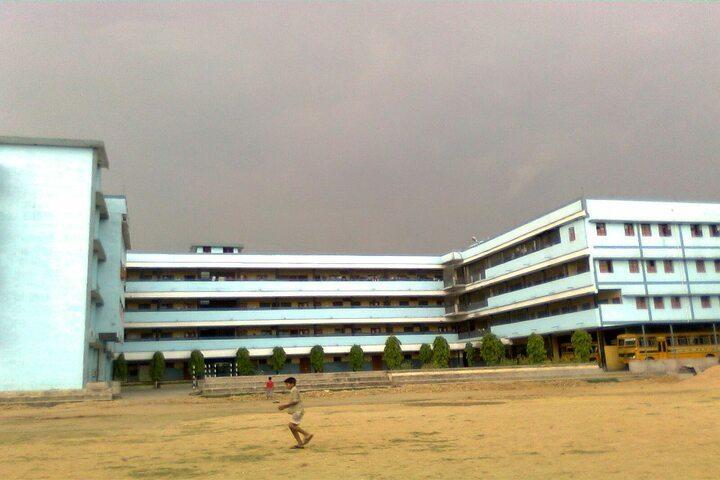Bokaro Public Vidyalaya-Play Ground