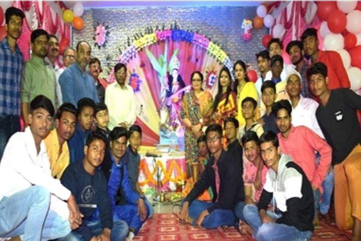 Bokaro Public Vidyalaya-Saraswati Puja