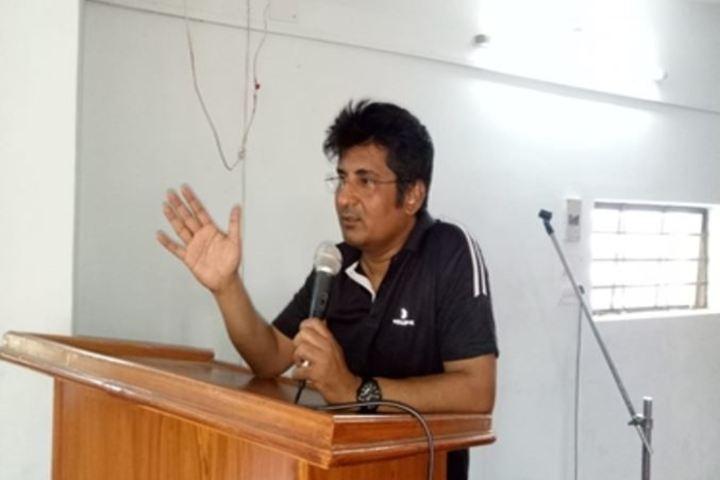 Bokaro Public Vidyalaya-Speech