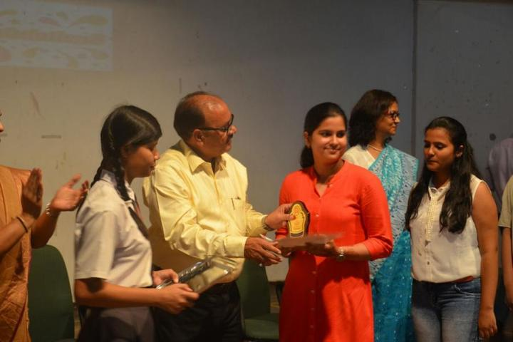 Bridgeford School-Award