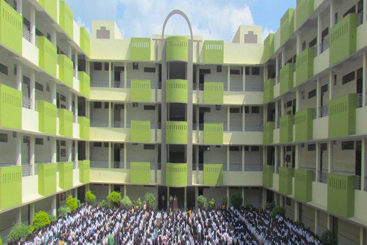 Bridgeford School-Building