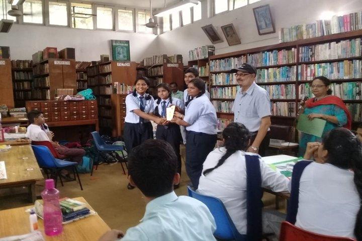 Bridgeford School-Library