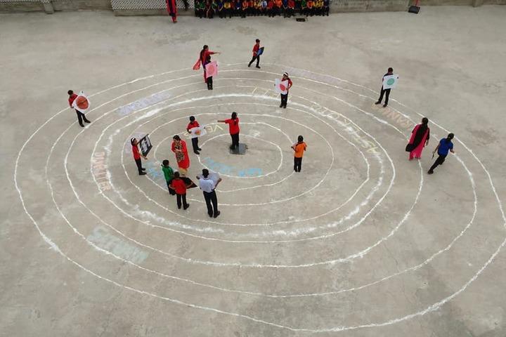 Bridgeford School-Play Ground