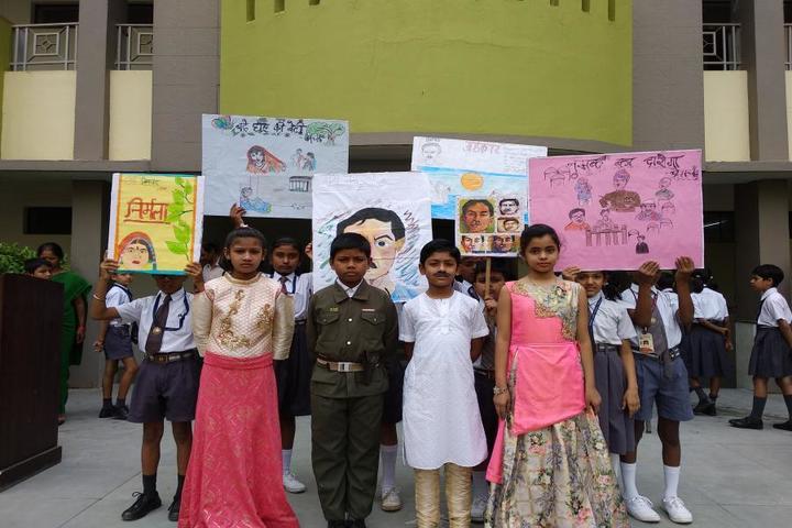 Bridgeford School-Premchand Jayanti Celebration