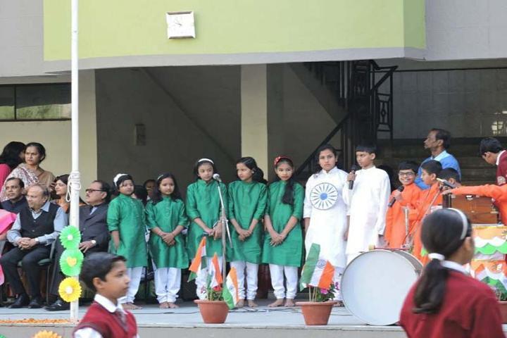 Bridgeford School-Singing