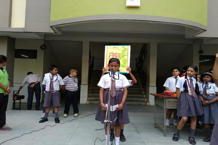 Bridgeford School-Speech