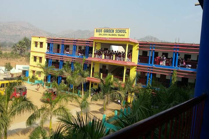 Buds Garden School-Building