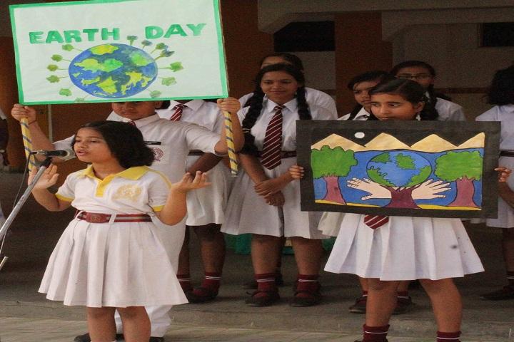 Cambrian Public School-Earth Day