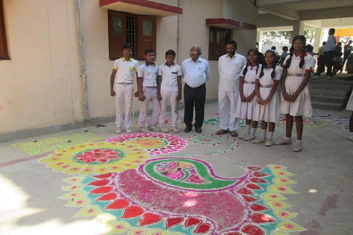 Campion Basic Academy-Diwali Celebration