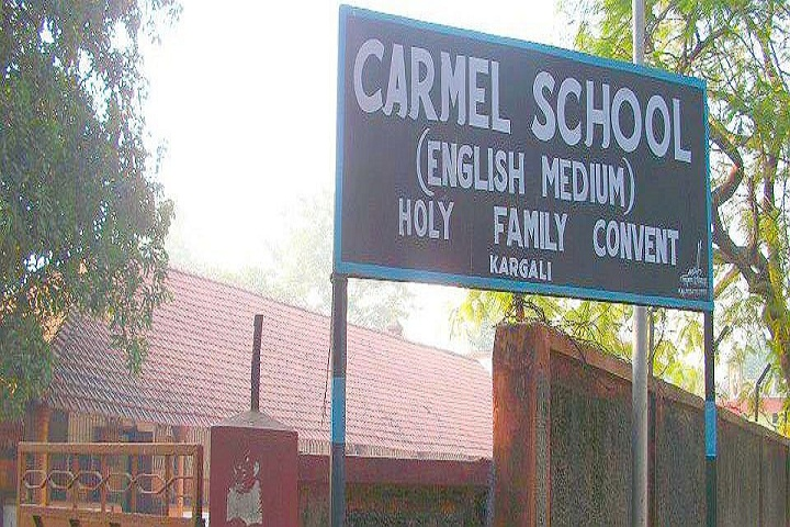 Carmel School Kargali-Gate View