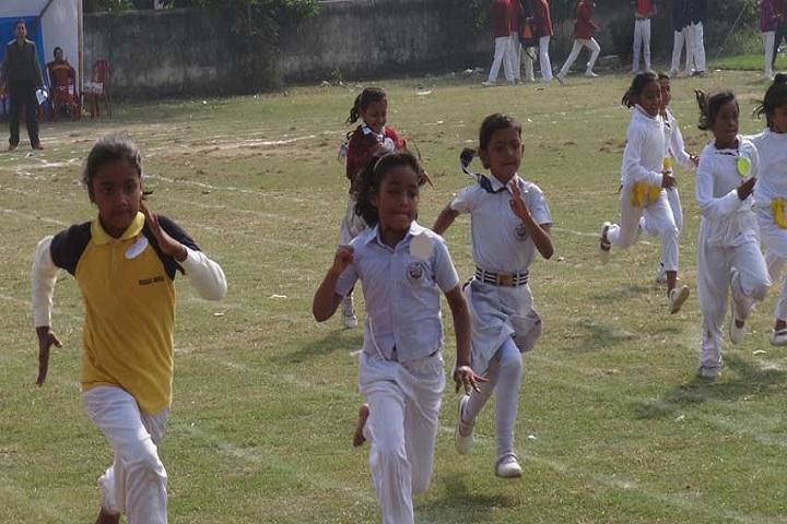 Central Public School-Sports