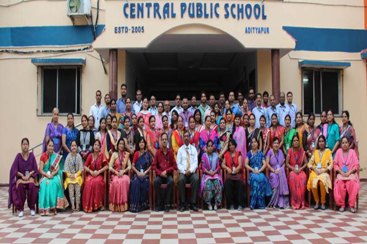 Central Public School-Staff Photo